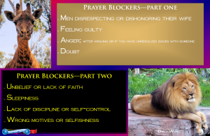 picture for prayer blockers