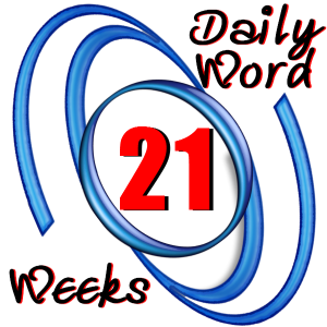 graphic for daily word w21