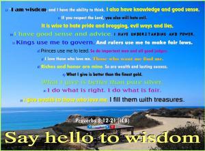 picture for hello wisdom