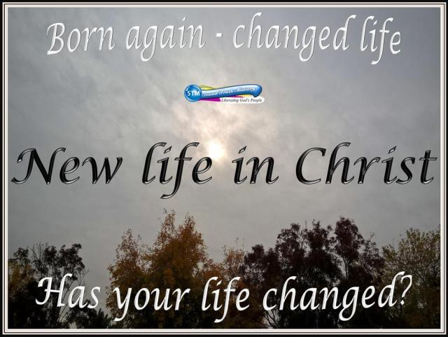 picture for new life in chrsit