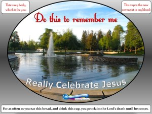 picture of pond in central park, santa clara, ca for really celebrate jesus