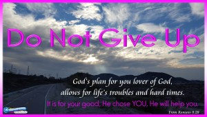 picture of dancing clouds over Colton for the never give up bible study