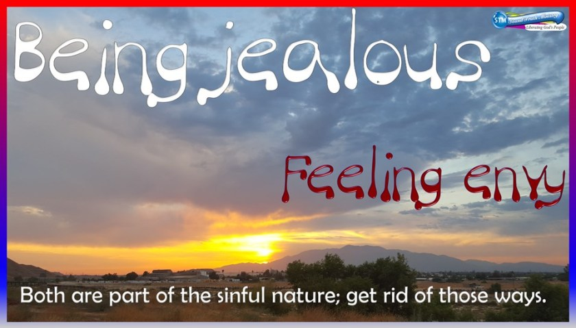 picture for jealousy Bible study link